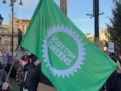 Demand for climate action at heart of Scottish Greens' campaign