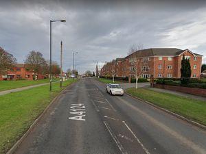 Lichfield Road, Wolverhampton. Photo: Google