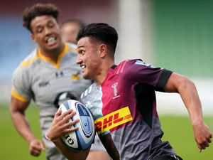 Harlequins fly-half Marcus Smith