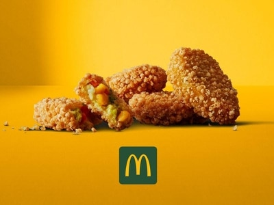 McDonald's launches vegetarian nuggets