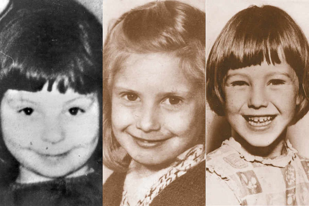 Christine Darby who was murdered by evil Raymond Morris, Margaret Reynolds whose body was found on Cannock Chase and tragic Diane Tift from Bloxwich who was murdered at the age of five