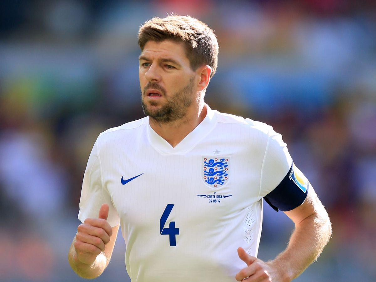 Steven Gerrard's last appearance for England ended in disappointment at the 2014 World Cup