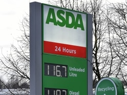 Man injured as suspected thief sped off in van from Asda car park
