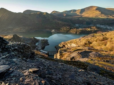 Slate mining landscape of Wales nominated for Unesco World Heritage Site status