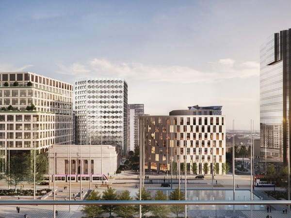 Thousands of government workers to be based at Birmingham's new Arena Central development