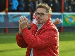 Gary Hackett steps down as Stourbridge manager after 16 years in charge