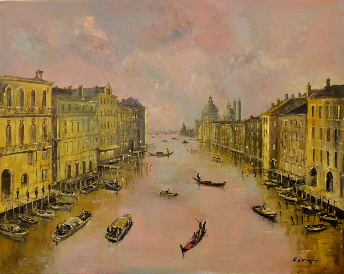 Cavan says he likes Venice very much