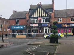 Man 'critical' after being found with serious head injuries outside Bloxwich pub