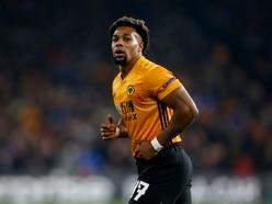 Wolves winger Adama Traore guns for Aston Villa