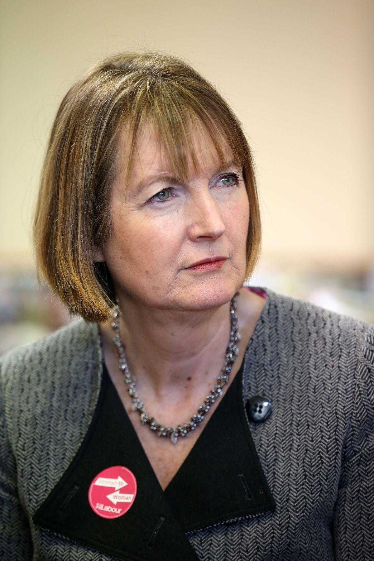 Harriet Harman has led the push for change