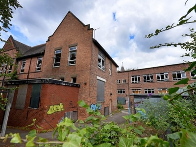 New homes among options for Wolverhampton Eye Infirmary site