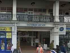 New cafe plan for shopping arcade