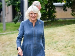 Camilla discusses domestic abuse to inspire people to lift 'shroud of silence'