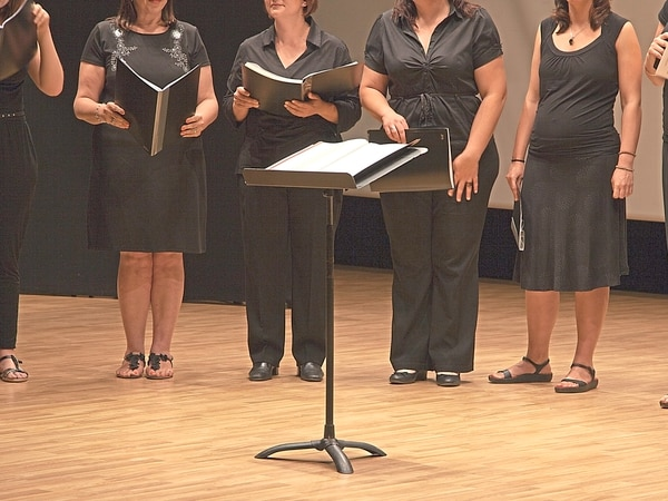 Sarah Cowen-Strong: Singing in a choir makes me smile and I feel great