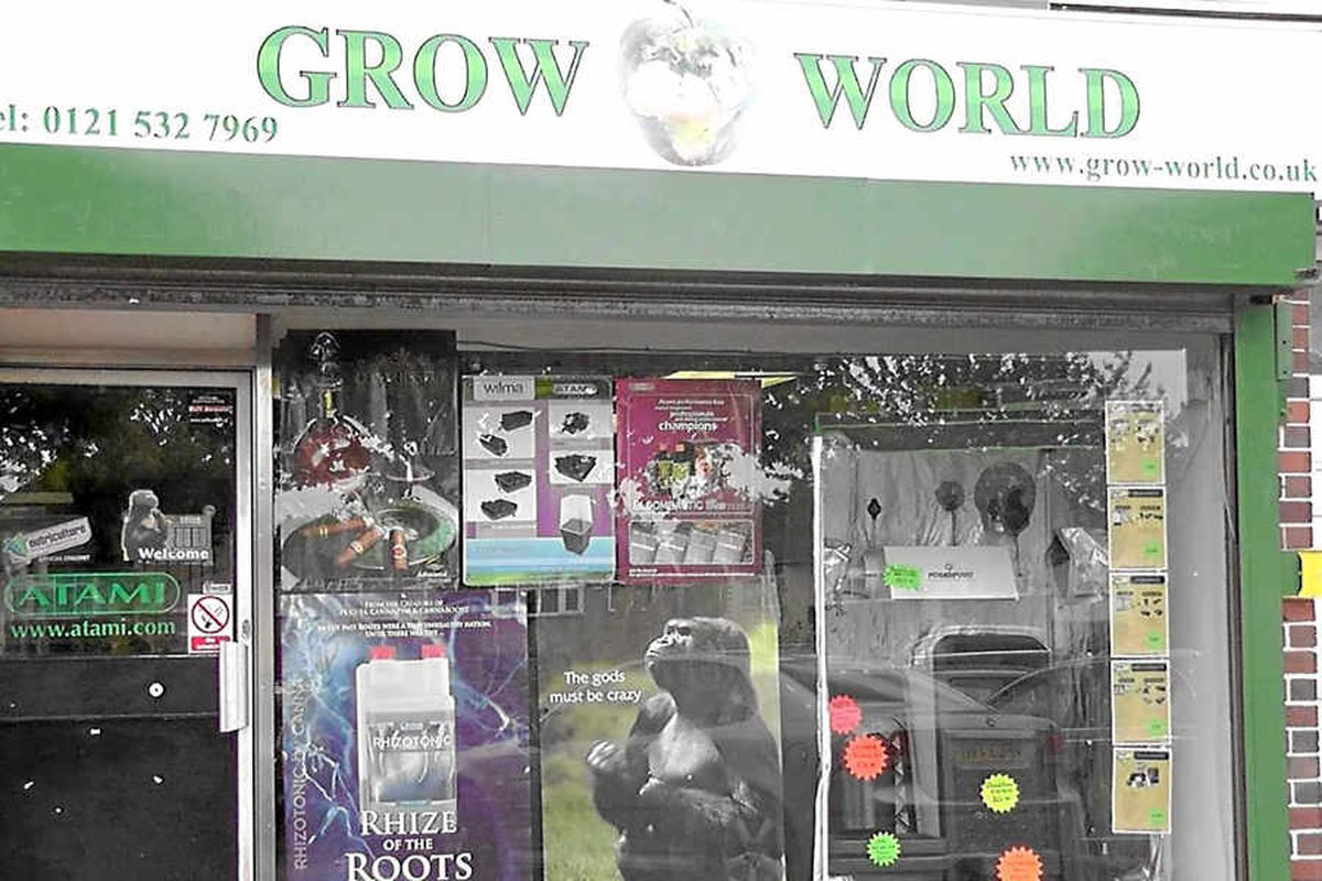 Drug legislation bid on hydroponics kits after West Midlands convictions