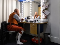 GALLERY: Birmingham Hippodrome release behind-the-scenes photos of Peter Pan