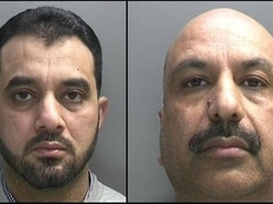 Walsall drugs pair jailed for 18 years each after smuggling heroin into UK from Pakistan