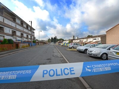 Murder probe as man shot dead in Wolverhampton