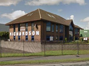 The Black Country's Richardson family runs its business from offices at Birchley Island, in Oldbury, and in London.