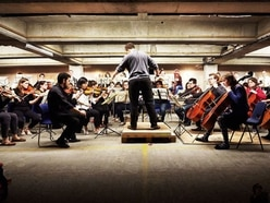 Orchestra set to turn a Birmingham car park into a venue for weekend event