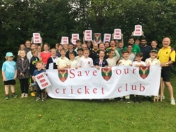 Fighting fund launched to save Cannock Cricket Club after ground locked up