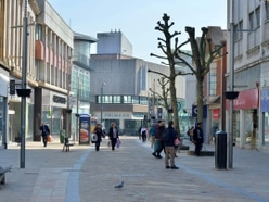 Small signs of normality returning to our town centres ahead of shops reopening