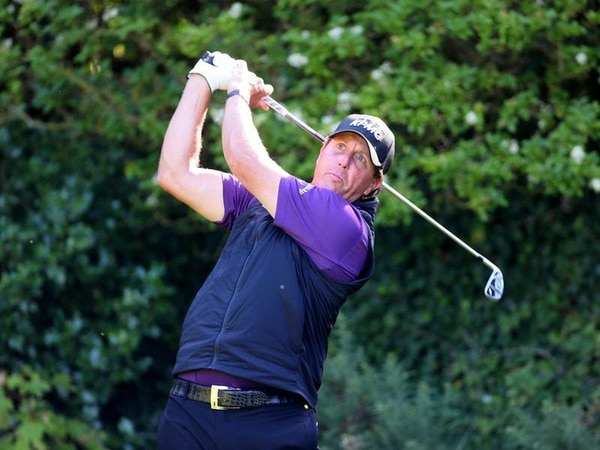 Mickelson did not expect Presidents Cup wild card