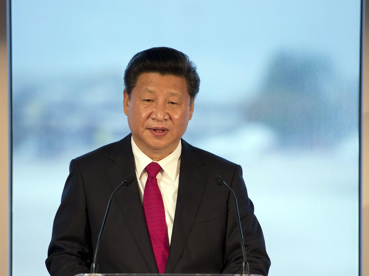 Chinese President state visit – Day Four