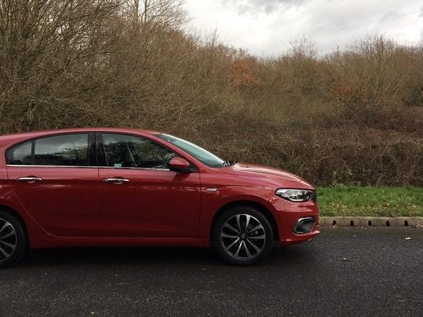 New year resolutions with the Fiat Tipo