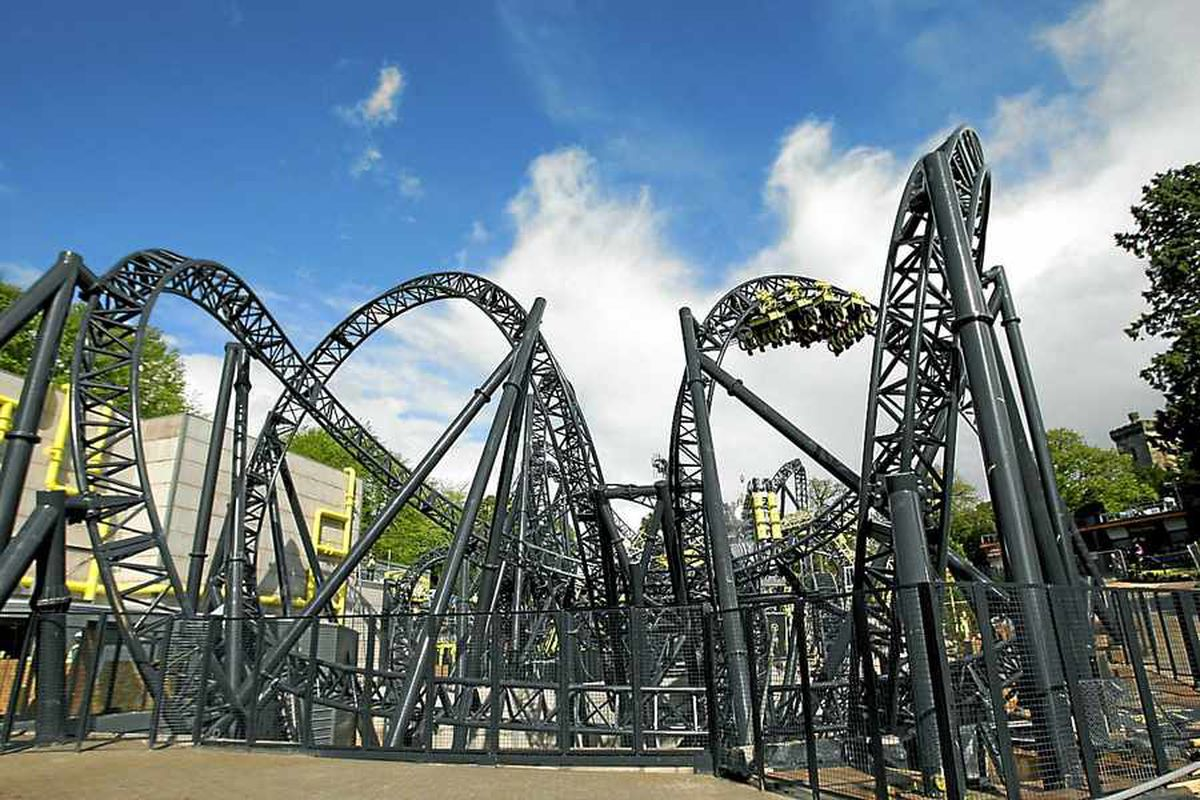 Smiler forced to close again as flying part just misses Alton Towers ride queue
