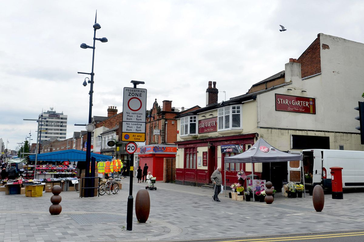 Will the cash help transform West Bromwich town centre for the better?