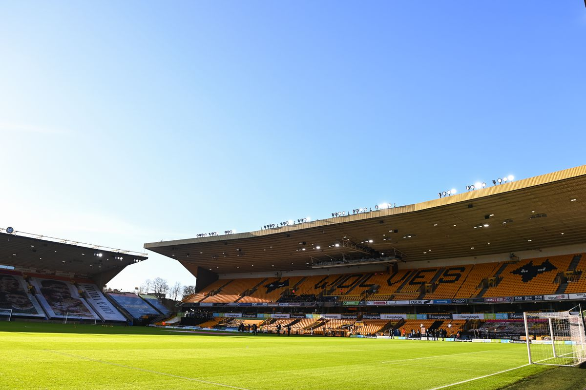 Molineux, home stadium of Wolverhampton Wanderers (AMA)