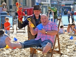 Life's a beach for Wolverhampton seaside special event