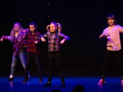 Cannock's Gotta Dance: Hundreds of youngsters take part in Prince Of Wales event - in pictures