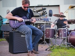 Shropshire unsigned band Black Bear Kiss tell us about the day they drove a tank