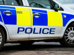Two men were shot in the early hours