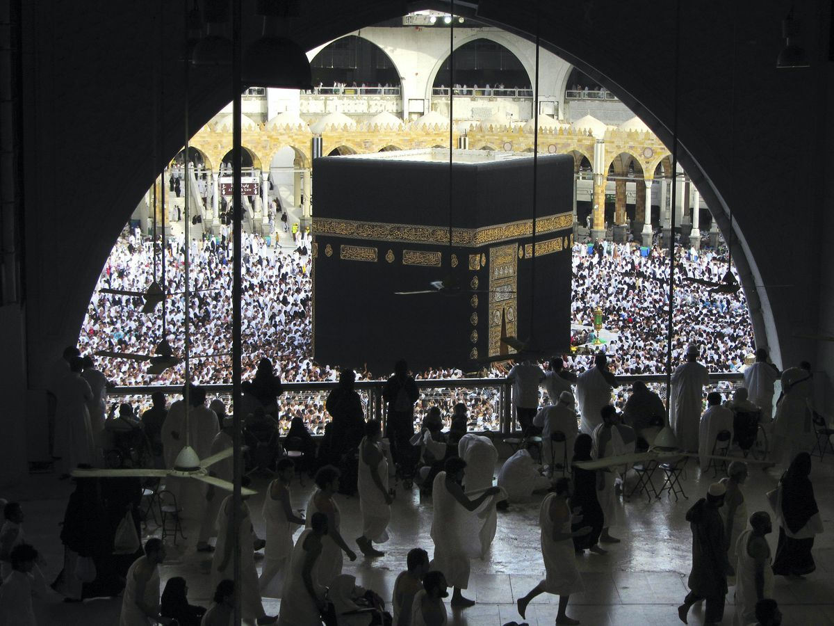Saudi Virus Pilgrims