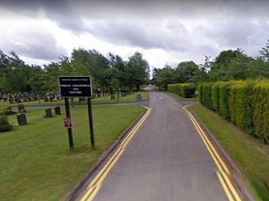 Streetly Crematorium on Little Hardwick Road. Photo: Google Street View