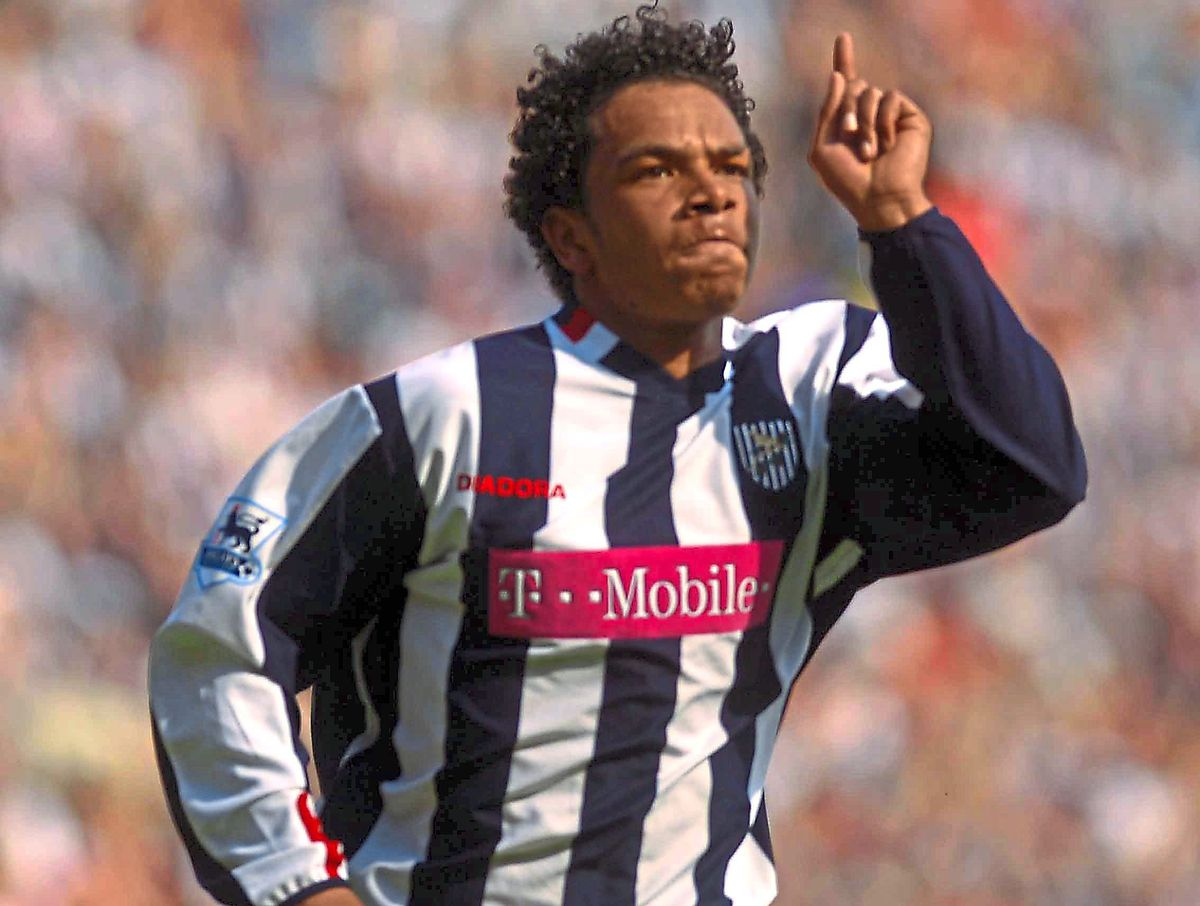 Kieran Richardson, pictured in 2005, is training with Albion at the moment.