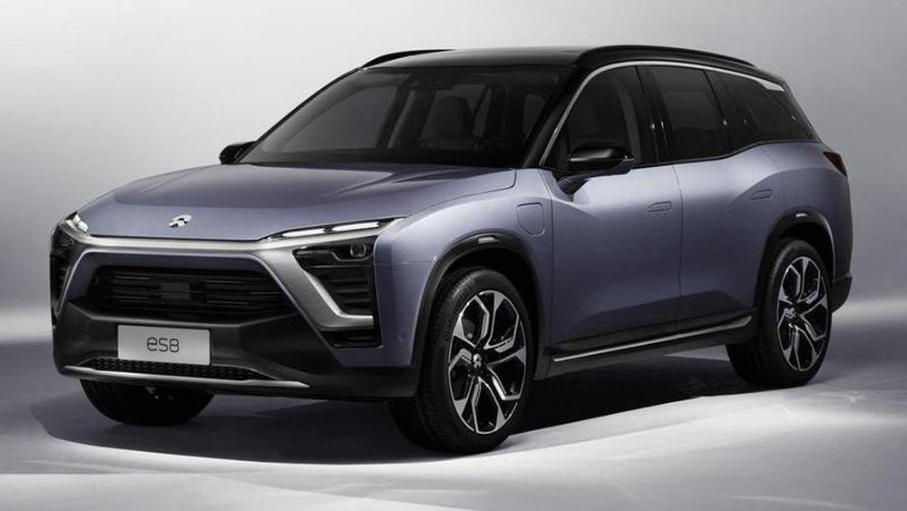 New Nio ES8 electric SUV is cut-price Tesla Model X