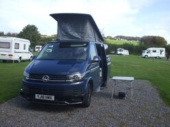 Travel review: A taste of great outdoors in campervan break