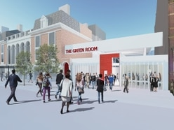 Wolverhampton Grand reveal design for new pop-up theatre