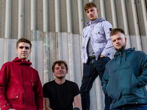 The Jack Fletcher Band, from Wolverhampton   Photo: Matthew Crockford