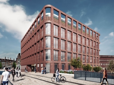 Major £13m i9 office development backed to create 300 jobs