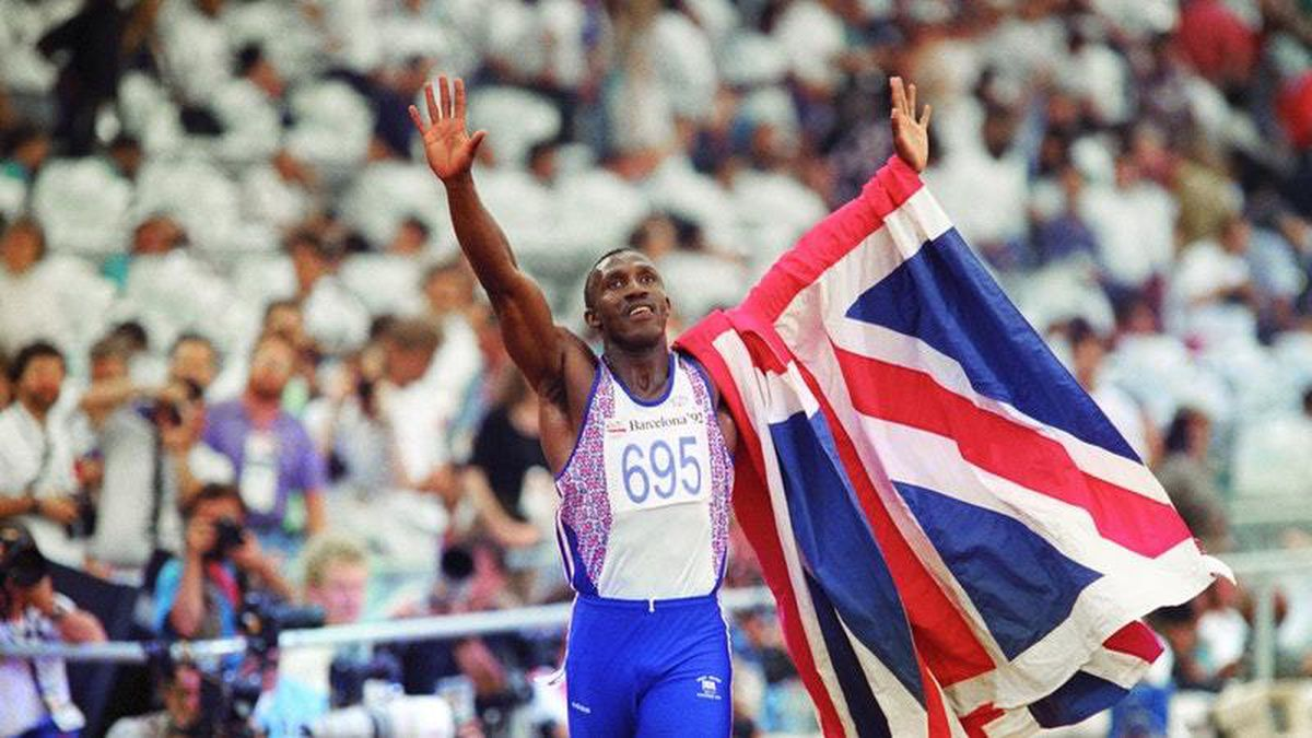 5 things about Linford Christie
