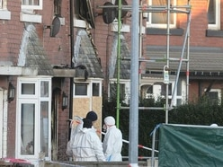 Mother in house blaze tragedy begged to be moved to a safe house, family say