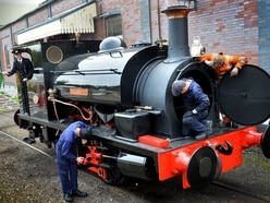 Full steam ahead for open day