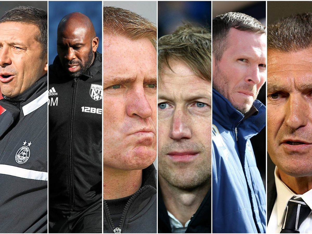 Six contenders to take over at the Hawthorns