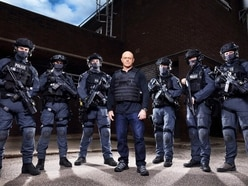Ross Kemp documentary goes behind the scenes with armed Black Country police