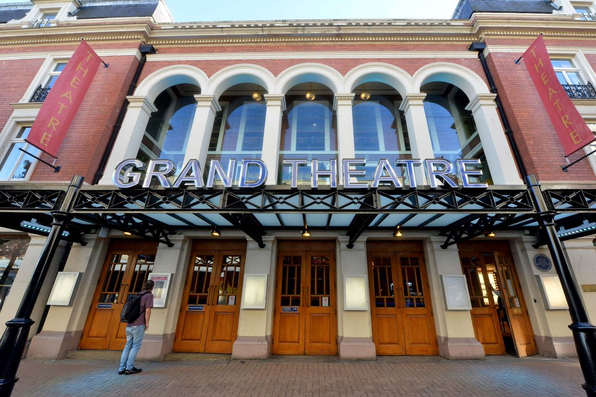 Wolverhampton Grand Theatre is going to expand by creating a pop-up venue next door